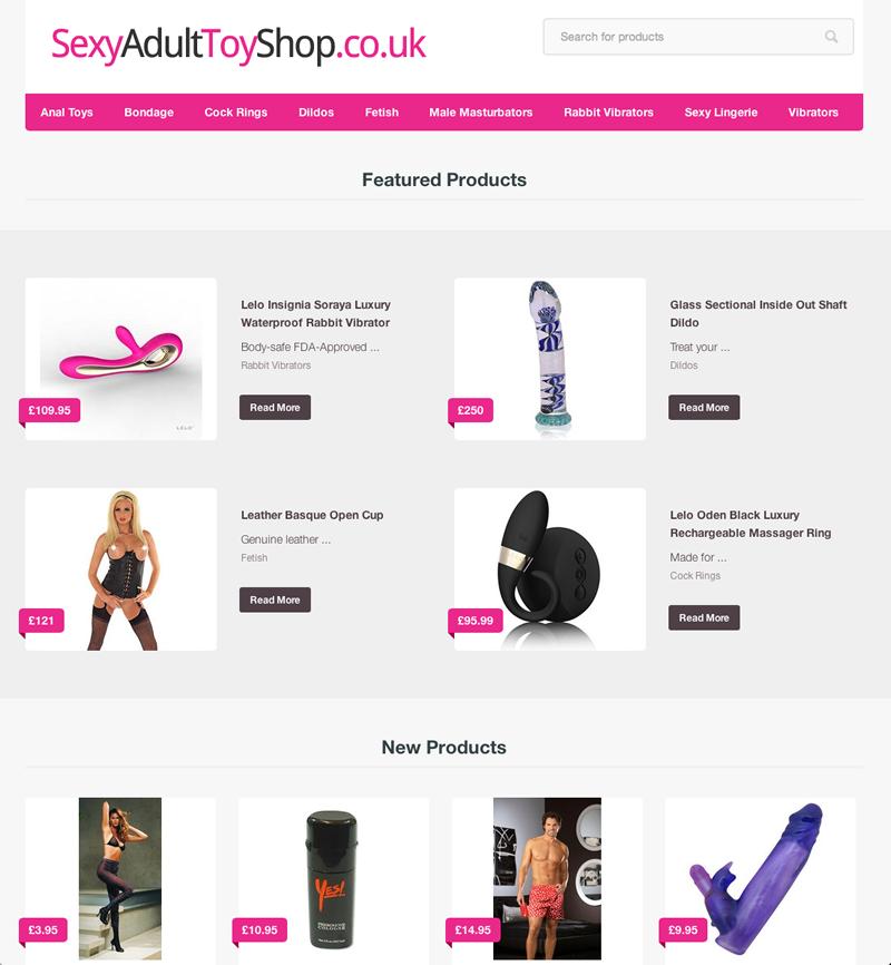 sex toy websites