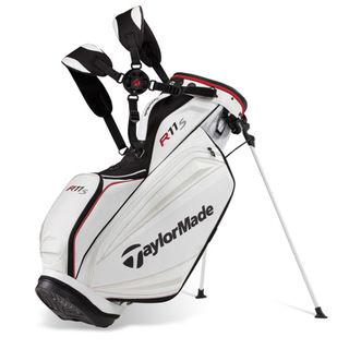 Taylormade Tmx R11s Stand Bag Features The Patent Pending Pivot Shoulder