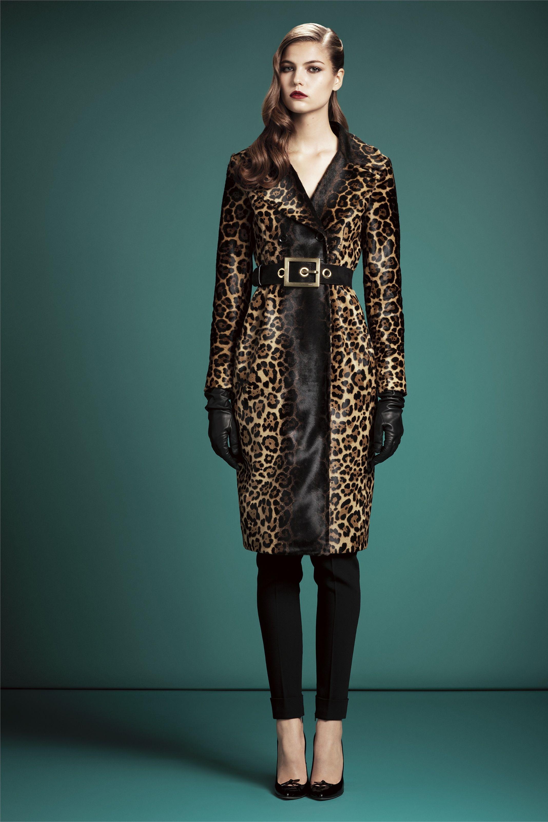 Fall 2013 Trend: LeopardPrint