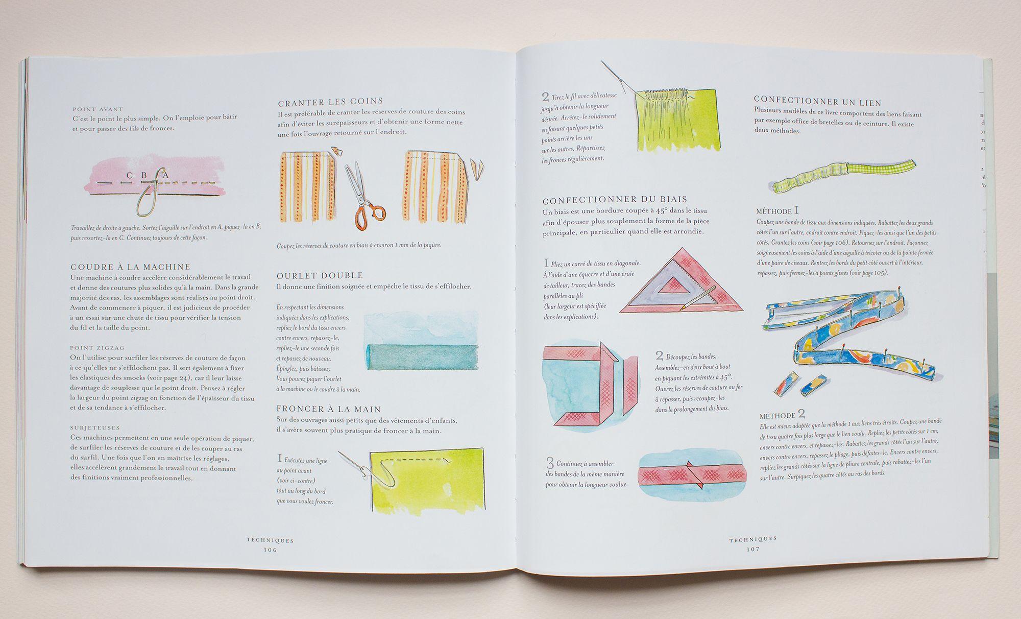 trucs et astuces couture couture simple le livre pour. Black Bedroom Furniture Sets. Home Design Ideas