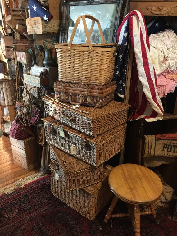 Hey Yogi Check Out The Picinic Baskets by PaintedLadyAntiques