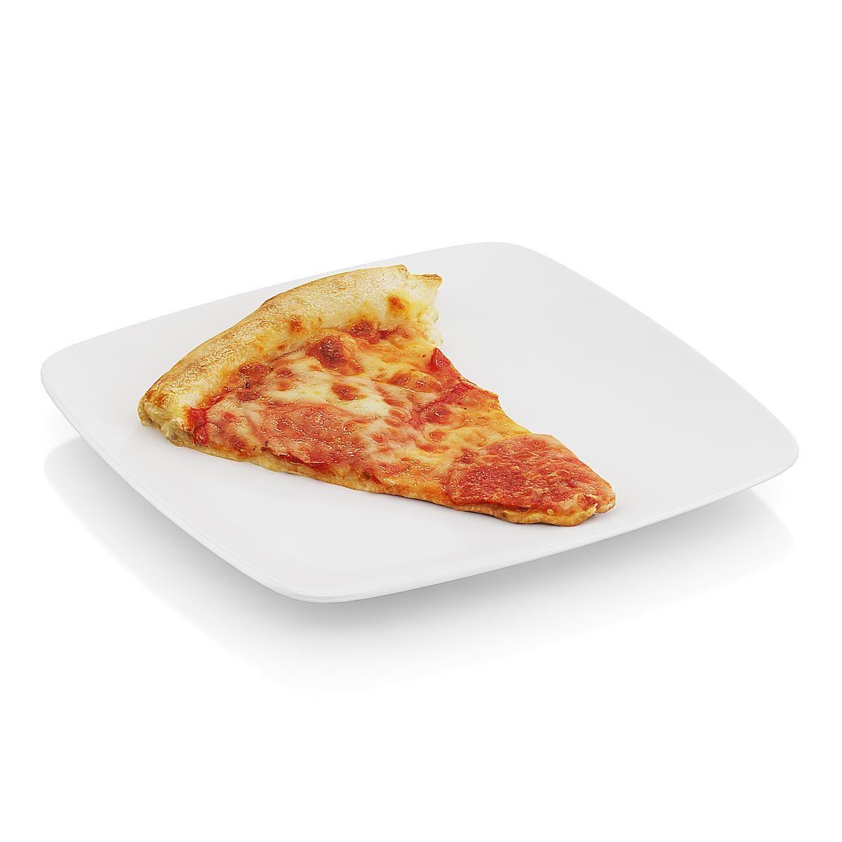 Pizza Slice 3D Model #AD ,#Pizza#slice#Model