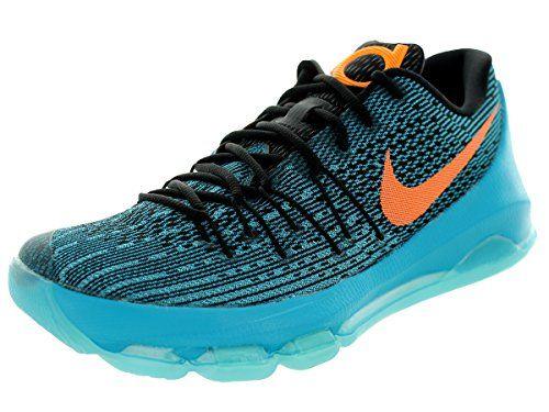 new style bd6a7 5d095 Nike Men s KD 8 Bl Lgn Brght Ctrs Blk Td Pl Bl Basketball