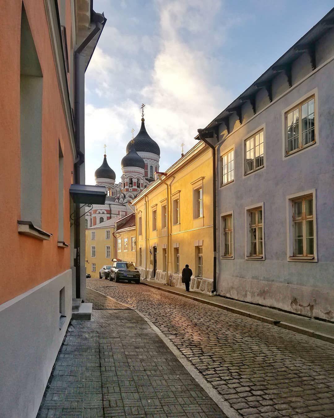 Good Morning From Tallinn Oldtowntallinn Bitsofbaltics Visitestonia Newdestinations Estonia Estonia Tallinn Haapsalu