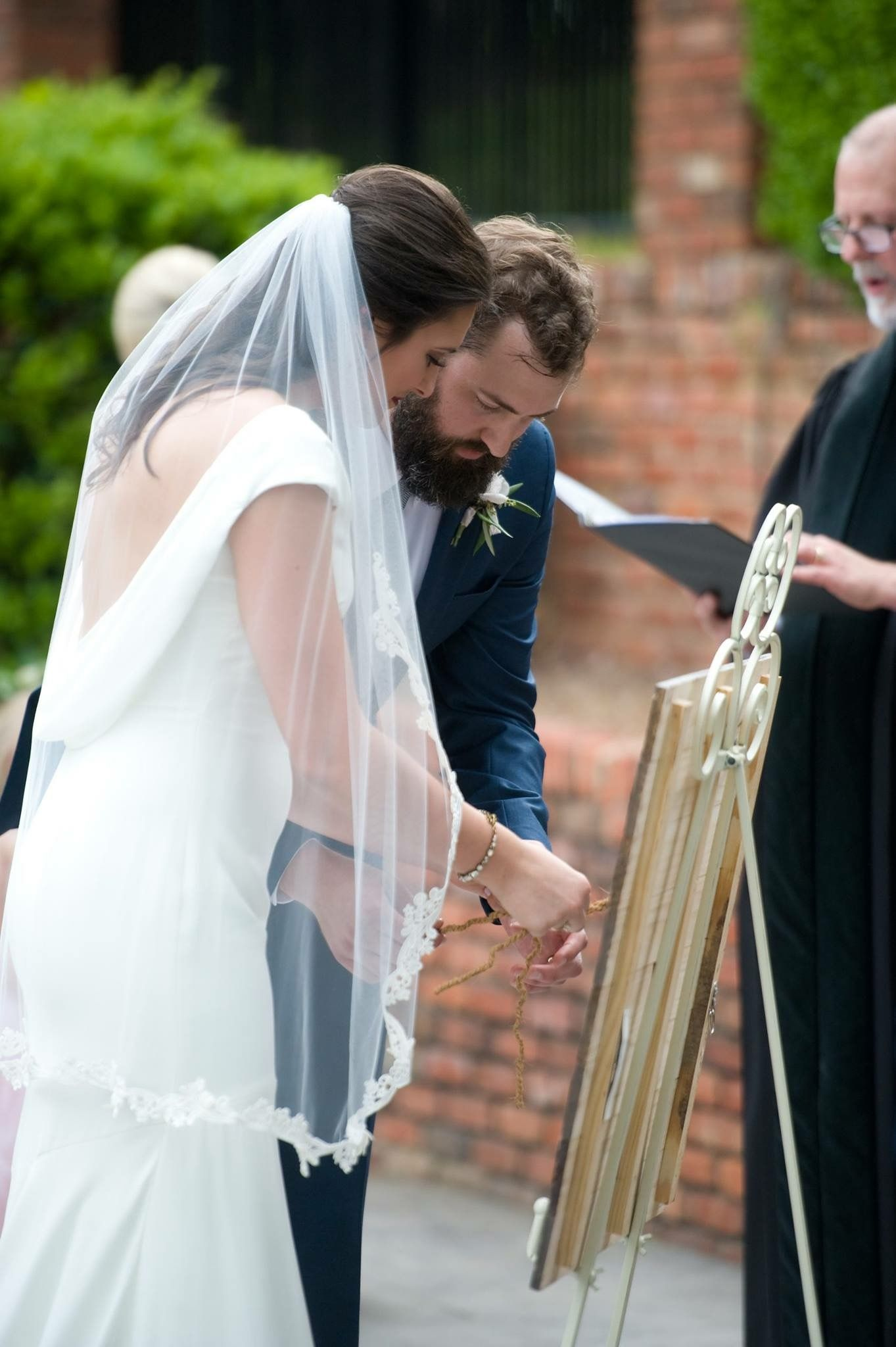 Cord Of Three Strands Tie The Knot Wedding Ceremony Wedding Cord Of Three Strands Wedding Ceremony