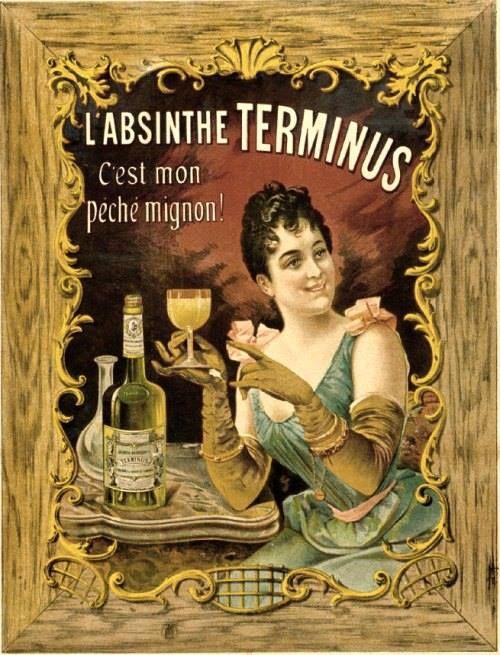 Absinthe.