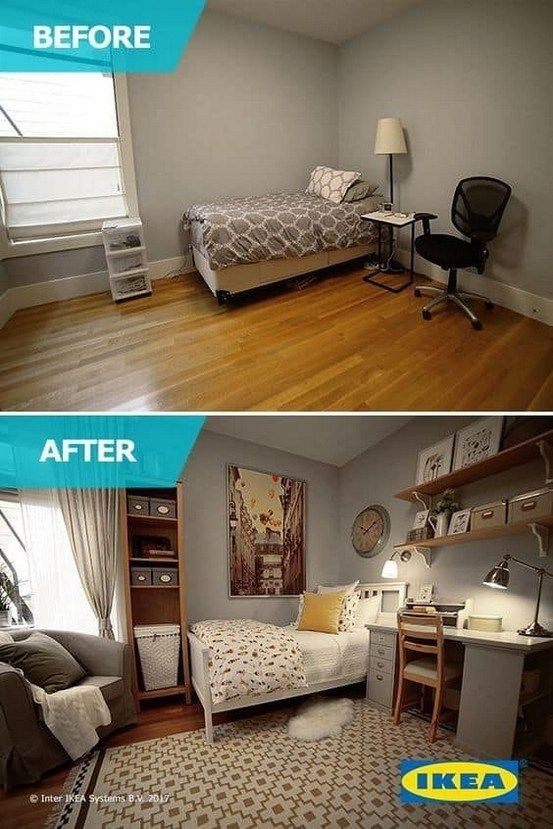 70 Secrets To Storage Ideas For Small Spaces Bedroom Diy Shelves