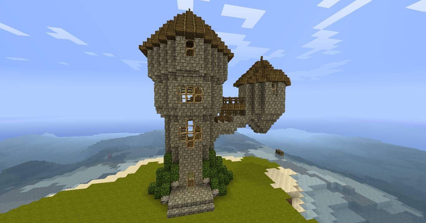 minecraft tower designs - Google Search | FearMine ...