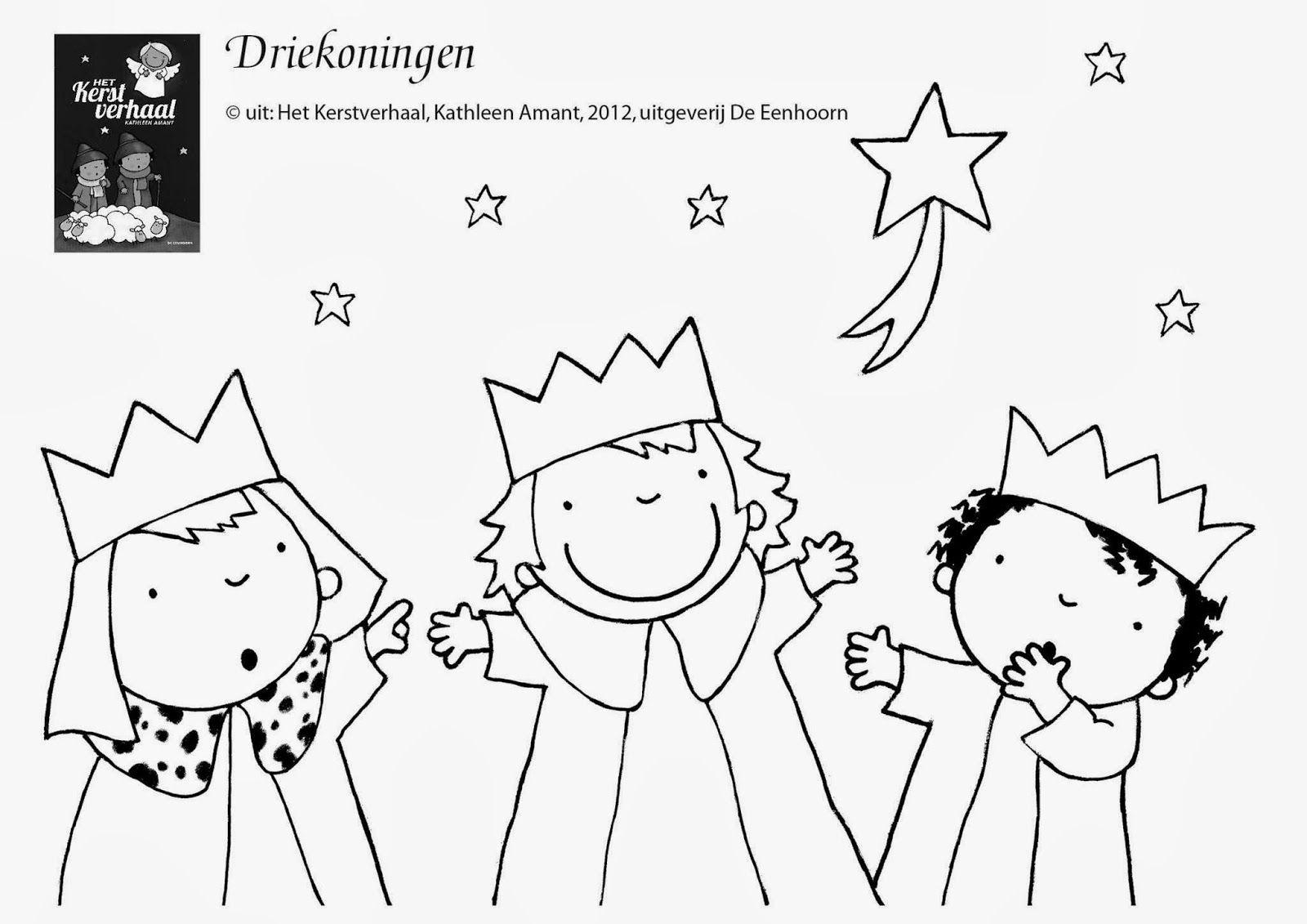 Pin Van Emmeline Gunst Op Drie Koningen Driekoningen Kerstkleurplaten Vuurwerk