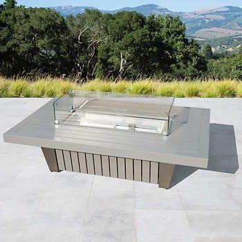 Sirio™ Soho Propane Fire Pit Table