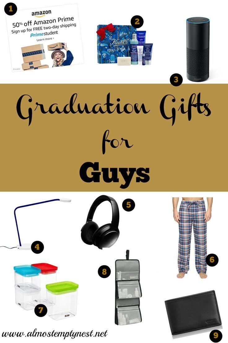 best gift for graduating senior boy