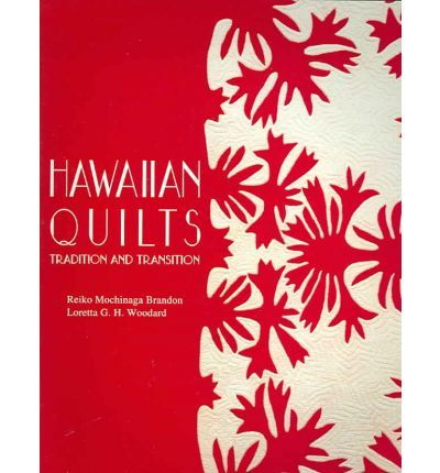 This is an extensive overview of Hawaiian quilting from its beginning as an art form in the 1870s to the present day. It includes twenty-two quilts created by three influential master quilters and thirty contemporary quilts by six highly respected modern quilters that reflect a new range in styles and techniques, from traditional to trend setting, being explored by island quilters today. In Englis...