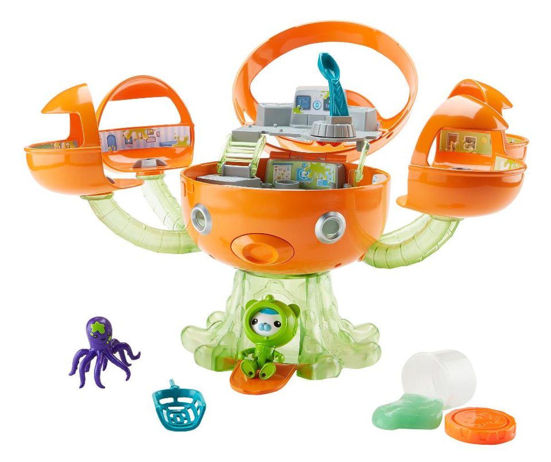 FisherPrice Octonauts SeaSlimed Octopod Playset