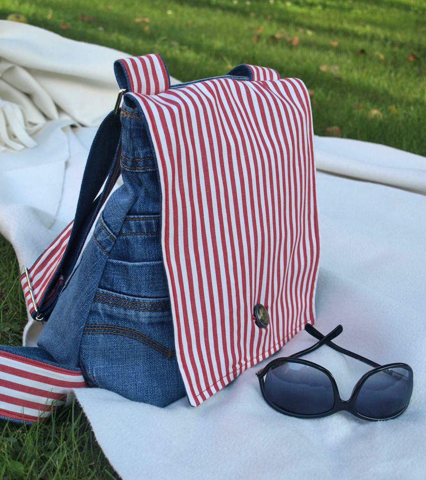 noch eine jeanstasche jeanstasche taschen n hen und n hen. Black Bedroom Furniture Sets. Home Design Ideas