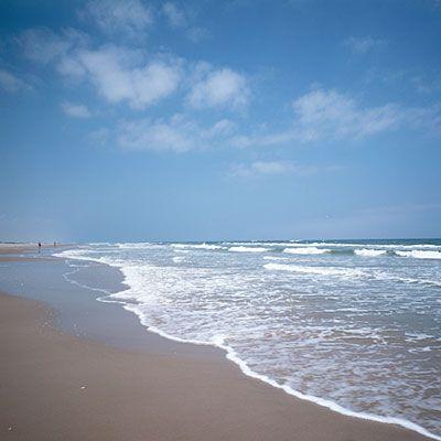 Malaquite Beach North Padre Island Texas Coastalliving