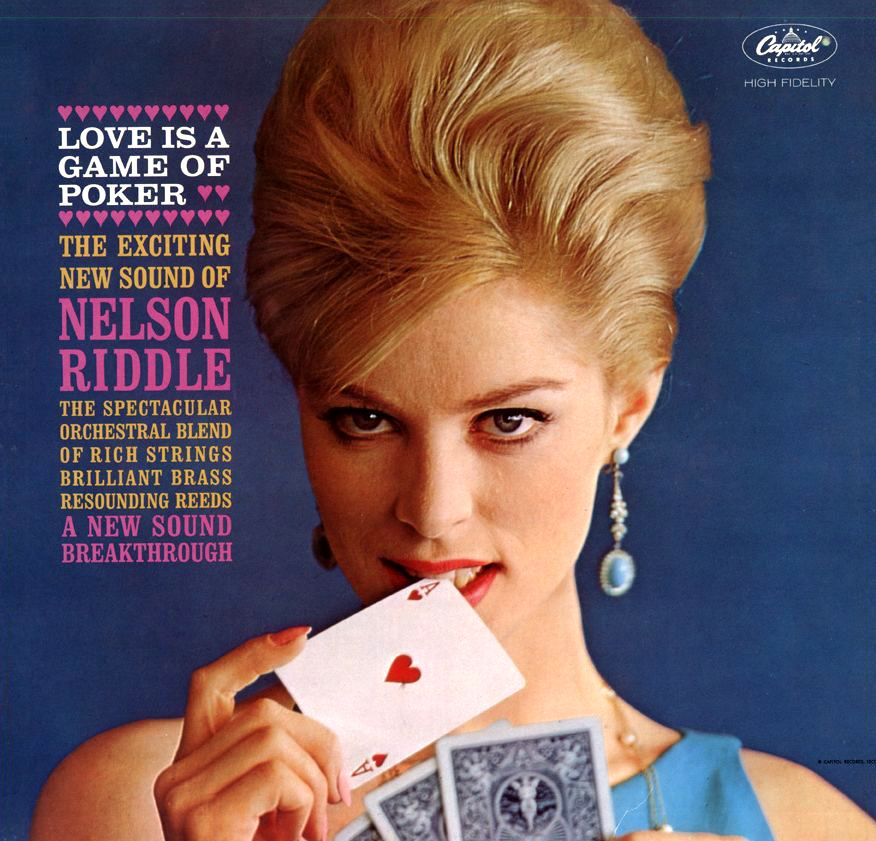 Nelson riddle love is a game of poker just records and nelson riddle love is a game of poker fandeluxe Choice Image