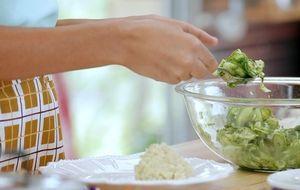 Salada de abobrinha Bela Gil