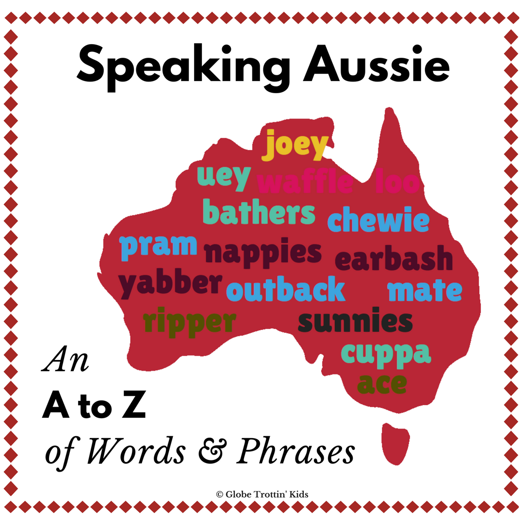 Australian English Has Its Own Distinctive Accent And Vocabulary Learn Some Aussie Words And Phrases With Our Australian Expressions Words Australian English