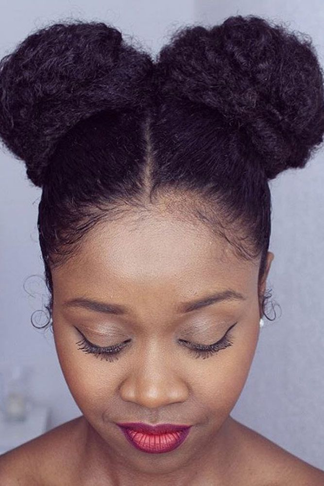 17 Short and Sassy Natural Hairstyles for Afro-American ...