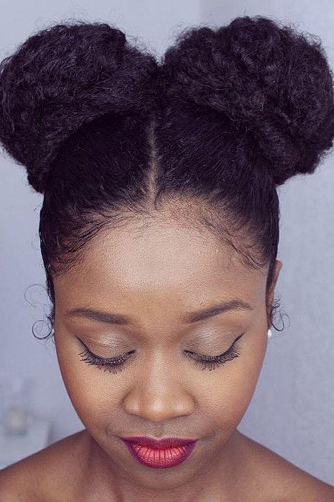 short and sassy natural hairstyles