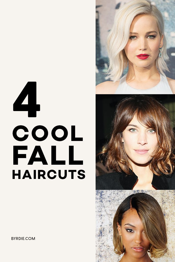 Best Hairstyles For 2017 2018 The Coolest Haircuts For Fall