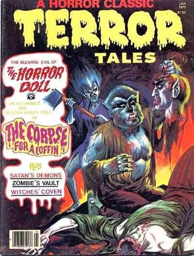 Terror Tales #901