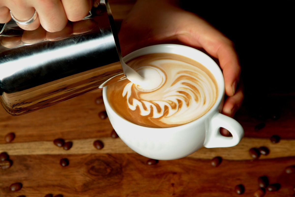 The Perfect Latte Art Tips