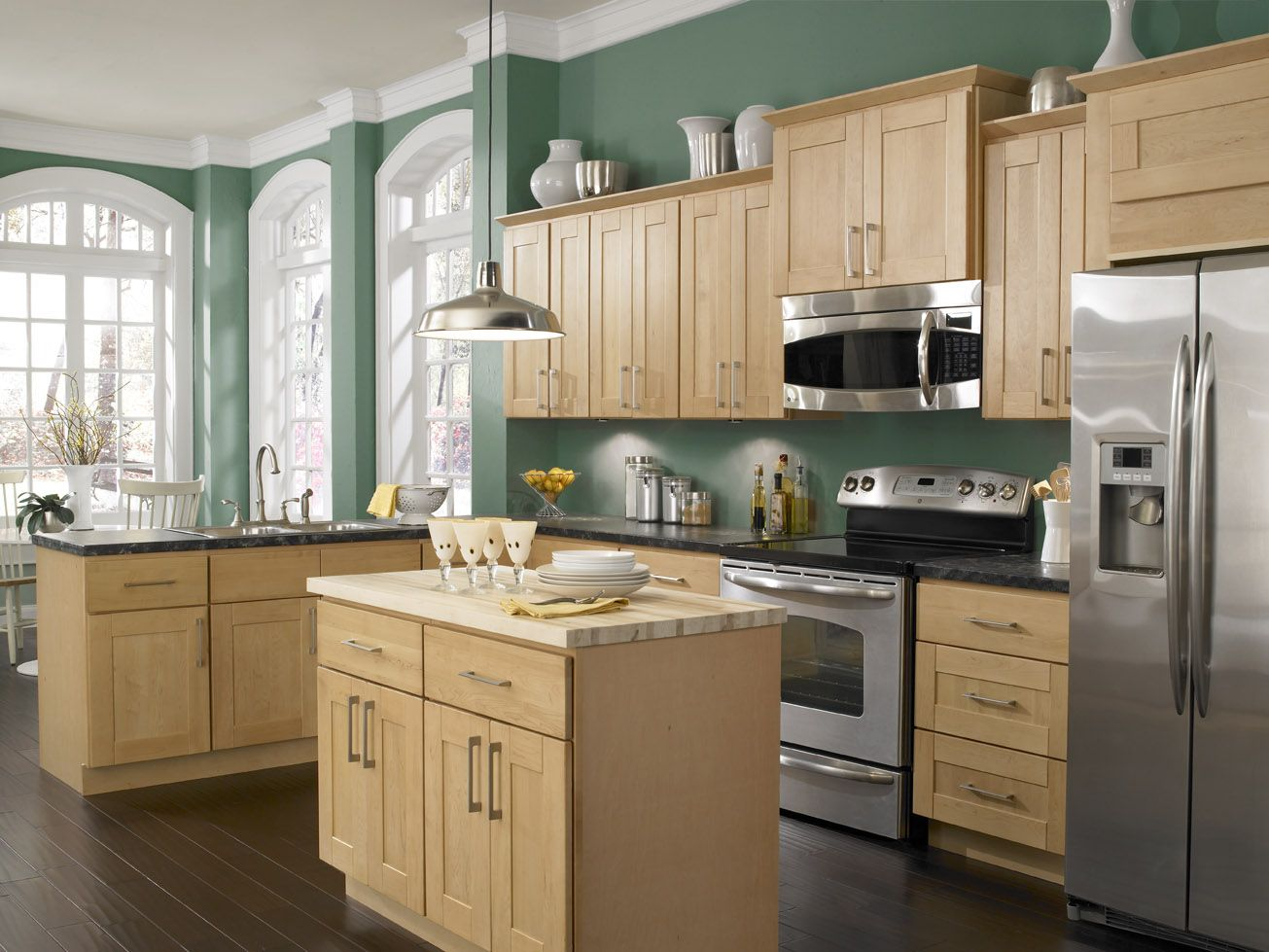Seeing green this st patrickus day cabinets to gous soho maple