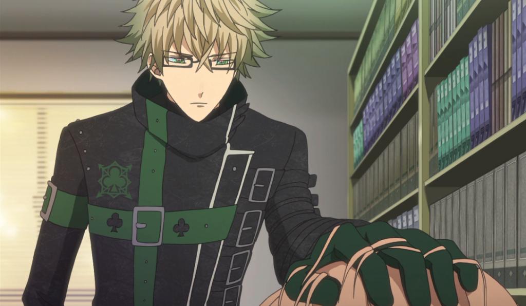 amnesia kent pat 0Gate Amnesia, Amnesia anime, Anime