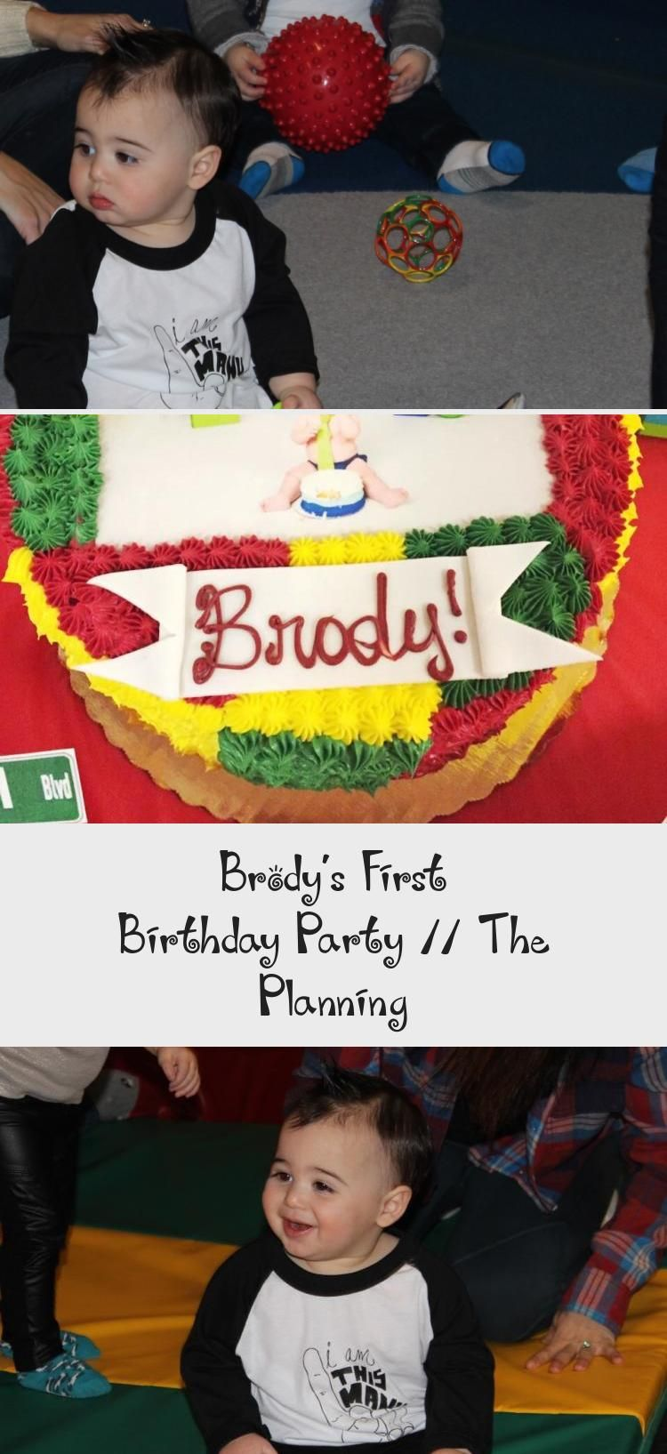 Brody's First Birthday Party // THE PLANNING - I Adore What I Love Blog