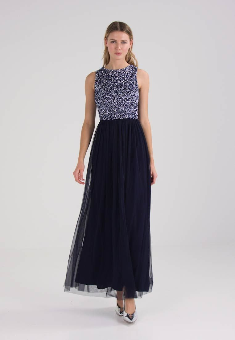 new styles 07737 be4d2 PICASSO MAXI - Abito da sera - midnight blue | Wedding guest ...