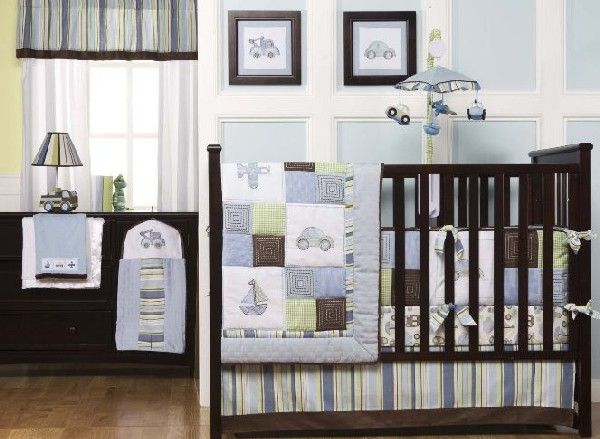 Cool Pictures Of Baby Nursery Room Design With Neutral Baby ...