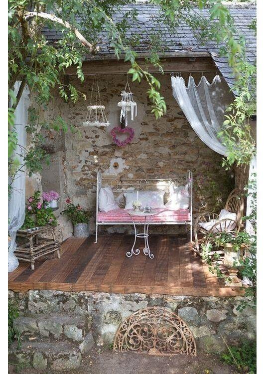 hier kann man die stille genie en garten pinterest. Black Bedroom Furniture Sets. Home Design Ideas