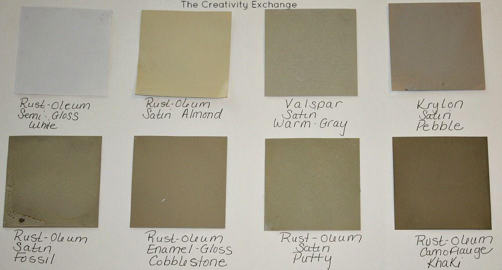 20 Favorite Spray Paint Colors Friday Favorites Spray
