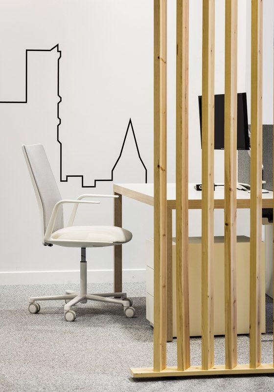 La Parisienne Headquarters von studio razavi architecture   Büroräume