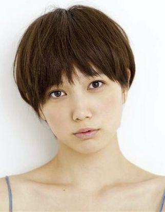 honda tsubasa ほんだ つばさ 92 debut 2011 日本人のショートヘア ヘアスタイリング ピクシーヘアカット
