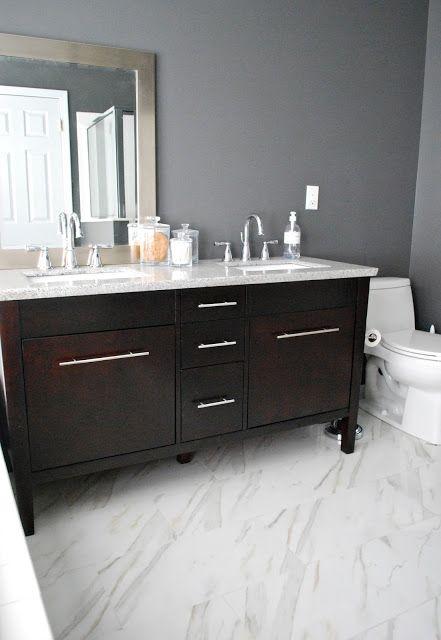 Kendall Charcoal By Benjamin Moore Bathroom Designs
