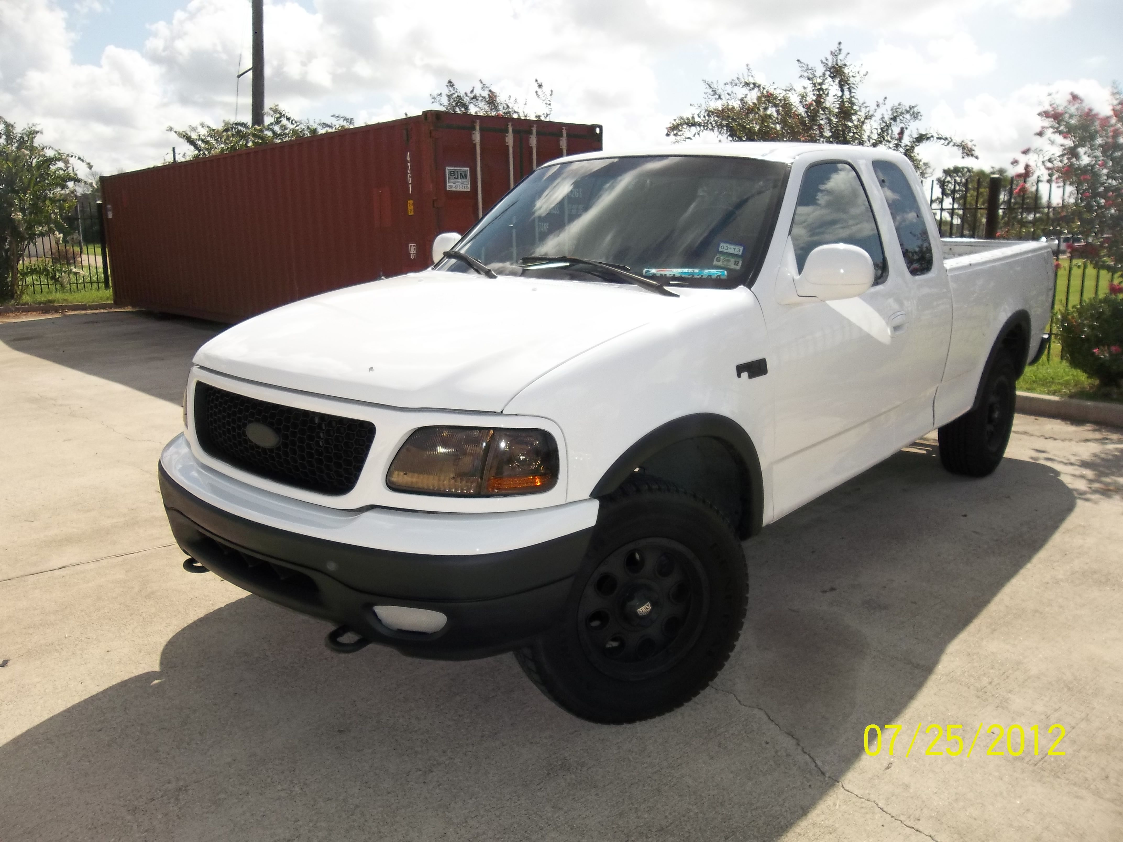 1999 Ford F150 Ford F150 Ford Truck F150