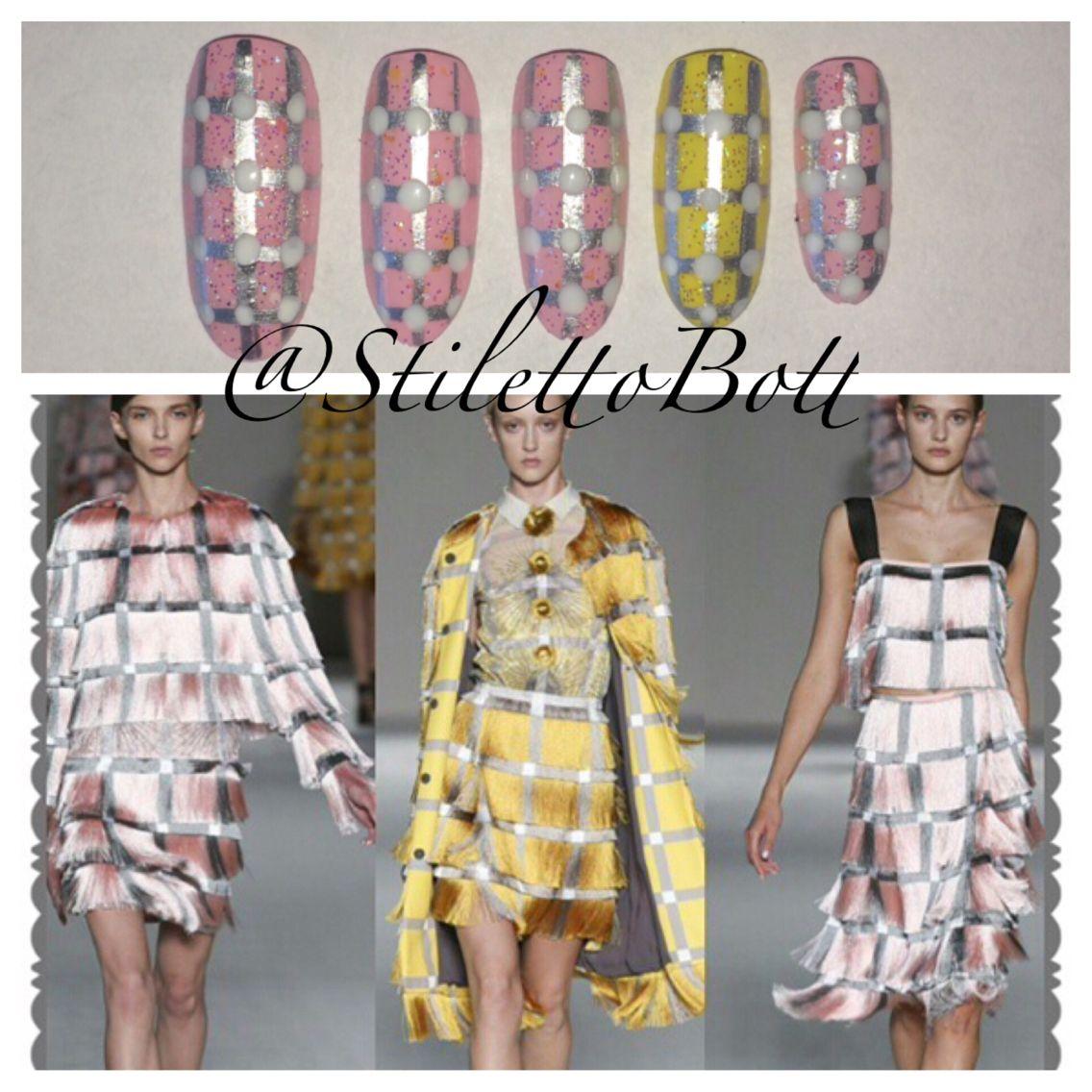Marco De Vincenzo High low dress, Fashion, Dresses