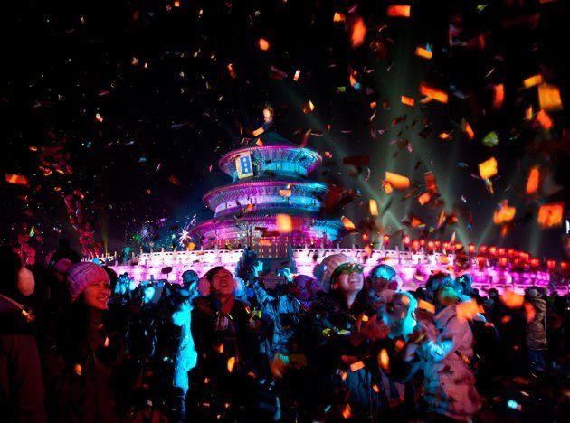 New Years In Beijing New Year S Eve Around The World New Years Countdown New Year New Beginning