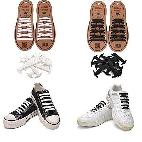 80298beb33 Comprar Ofertas de Joyshare sin corbata Cordones de zapatos para niños