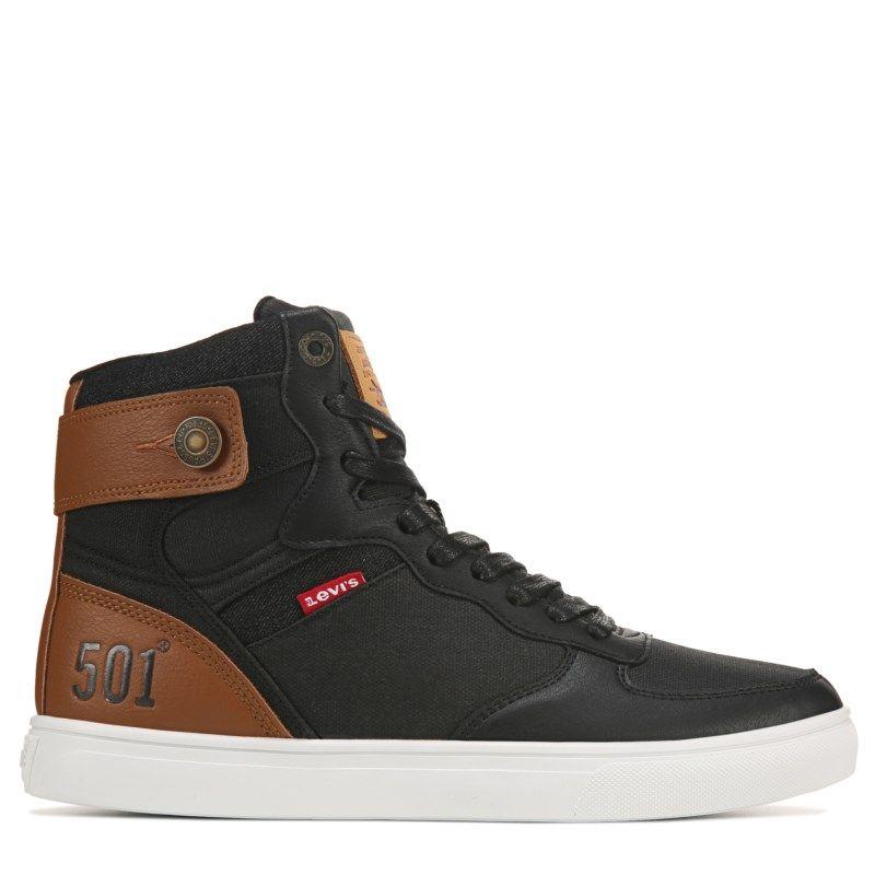 Jeffrey High Top Sneaker Boots