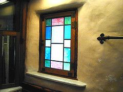Love stained glass windows