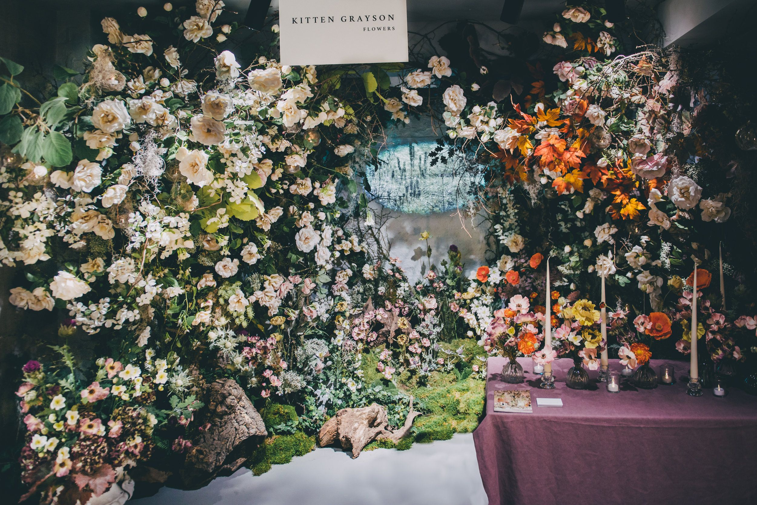 Kitten Grayson Flowers Flowers Holiday Decor Florist