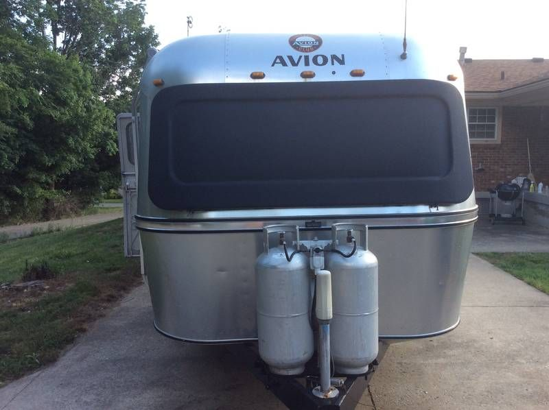 1978 Fleetwood Avion 30r For Sale By Owner Hebron Estates Ky Rvt Com Classifieds Fleetwood Travel Trailers Fleetwood Used Travel Trailers