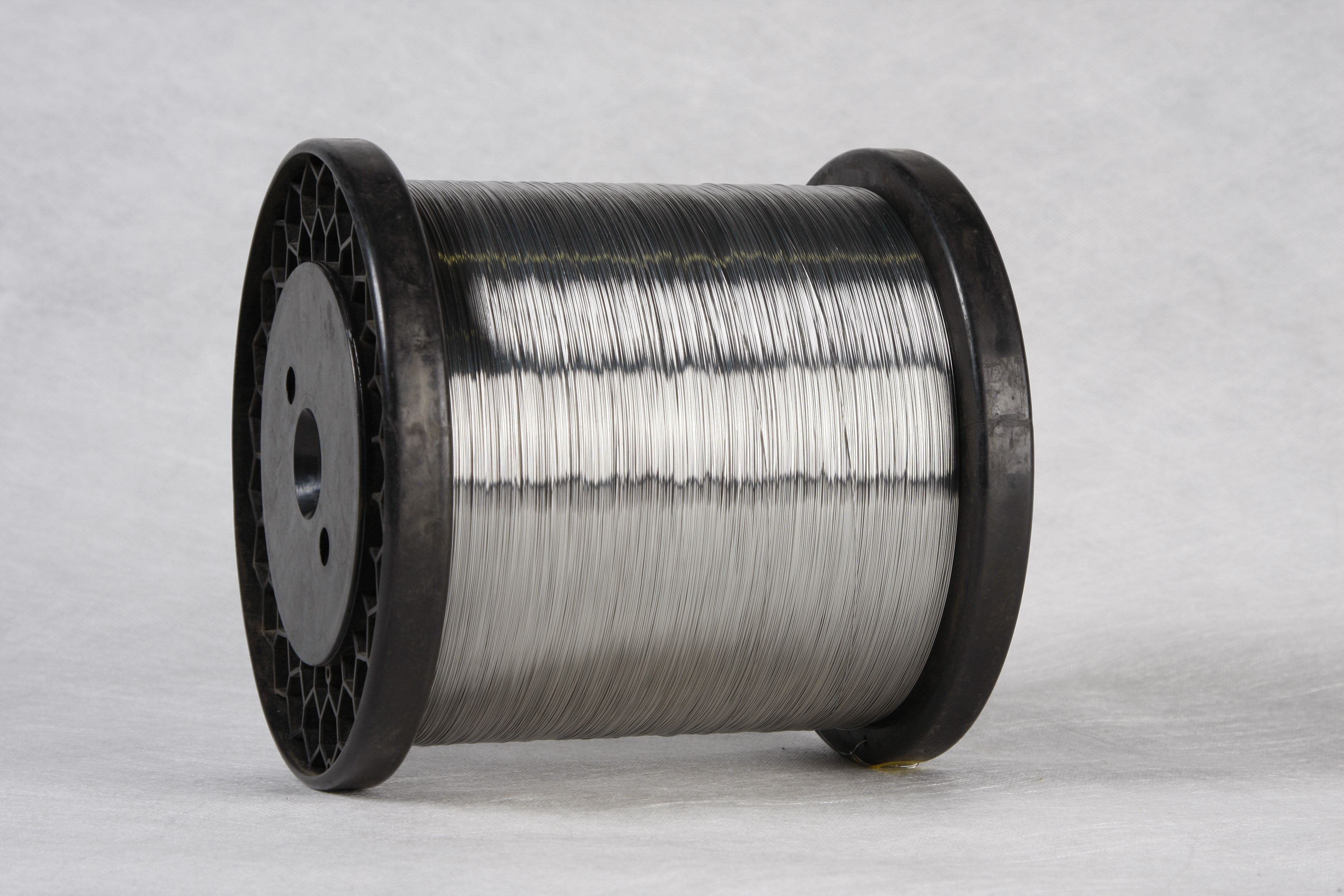 Stainless steel bright annealed tie wire DIN 200 spool