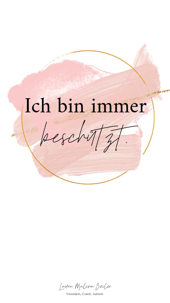 Photo of Ich bin immer beschützt. Podcast #215