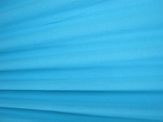 74c4641d435 Deep Sky Blue Cotton Lycra Solid Knit Jersey Fabric Four way Stretch  Spandex Fabric by the Yard