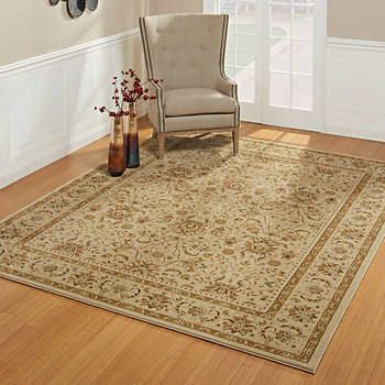 Thomasville Timeless Classic Rug Collection Guilford Ivory