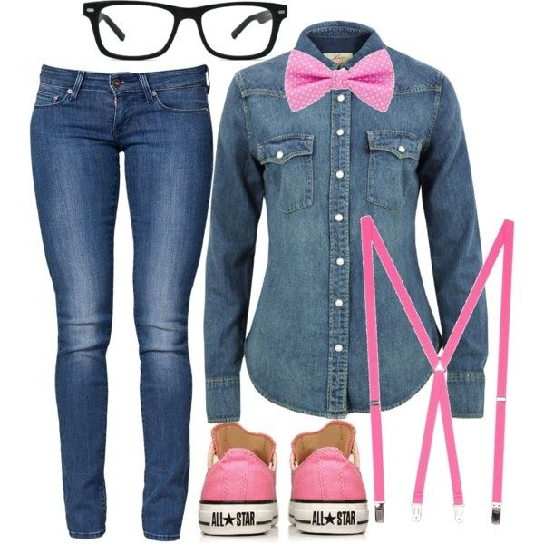 Nerdy Outfits On Pinterest  Cute Nerd Outfits, Nerd -3203